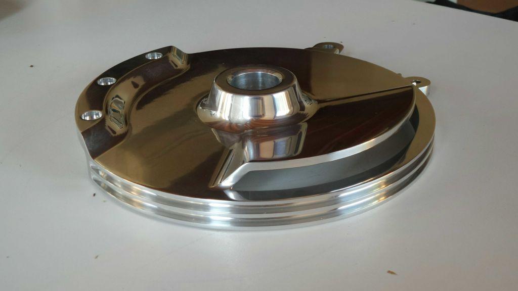 Super 3d alcune parti in alluminio lucidato a specchio super 3d - Alluminio lucidato a specchio ...