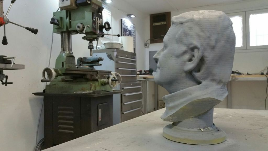 Scansione3D Busto