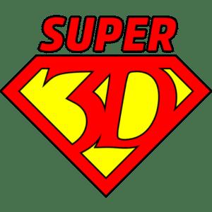 Super3D logo 600x600
